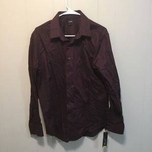 Apt 9 Modern Fit Men's Shirt - Size Medium